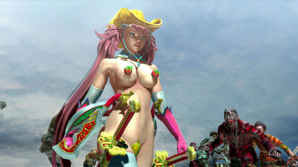 《御姐玫瑰Z2:混沌》游戏截图 Z攻略