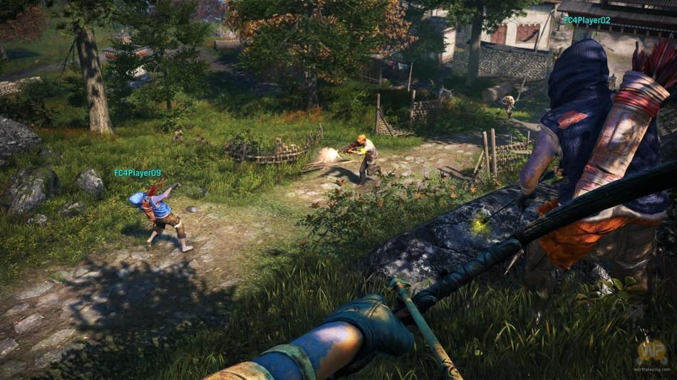 的游戏感觉,另外还弥补了《孤岛惊魂4》未登陆任天堂主机wiiu的遗憾.