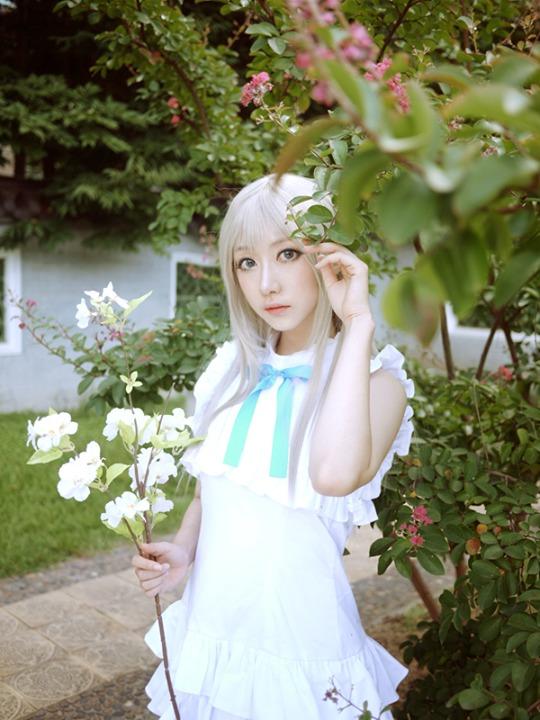 saida cosplay最新作品