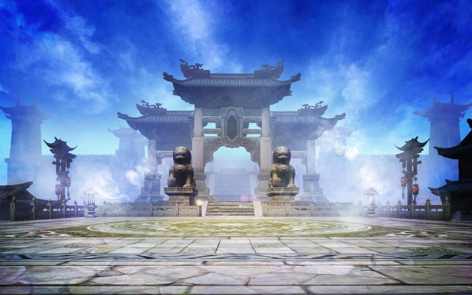 《大明帝国》游戏截图