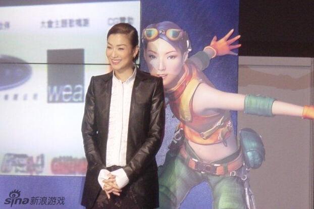 PS系列20周年香港轨迹 明星代言最抢眼
