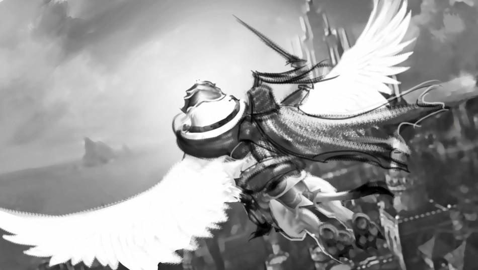借记忆将《魔兽世界》电影的预告内容画了出来.-玩家手绘 魔兽世