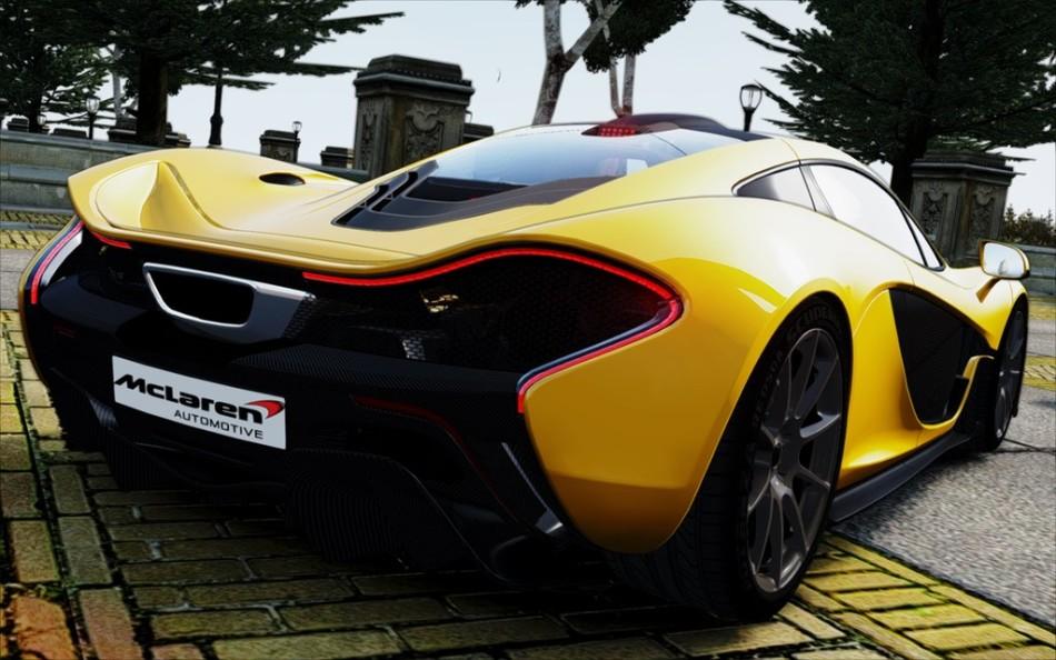 跑车等你来开 GTA5 最新MOD截图高清图片