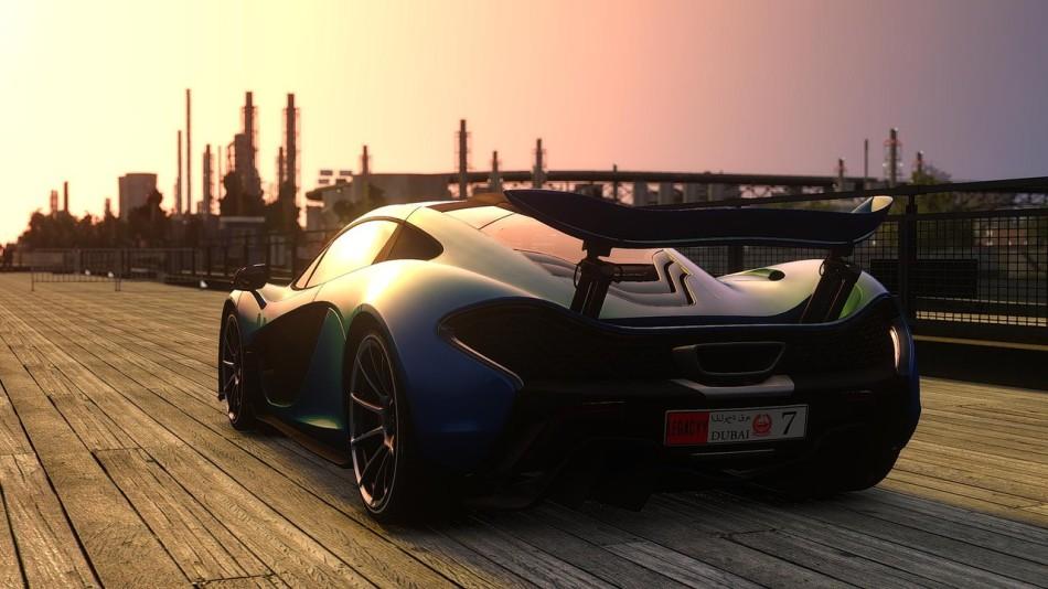 跑车等你来开 GTA5 最新MOD截图图片