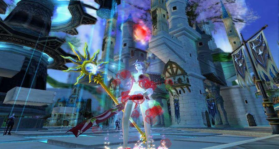 魔幻世界2 游戏场景