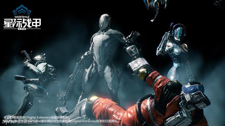 星際戰甲 主機版遊戲截圖
