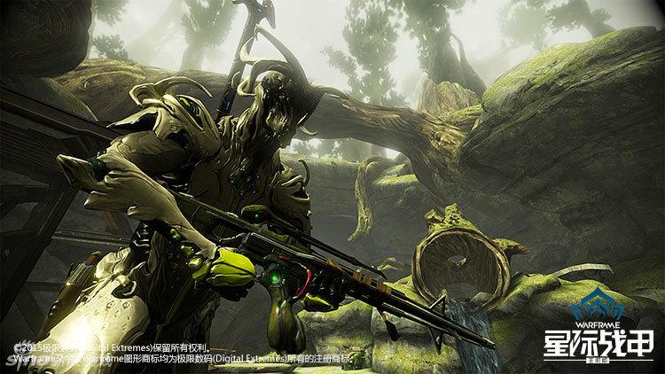 星际战甲 主机版游戏截图
