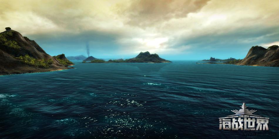 海戰世界 場景截圖