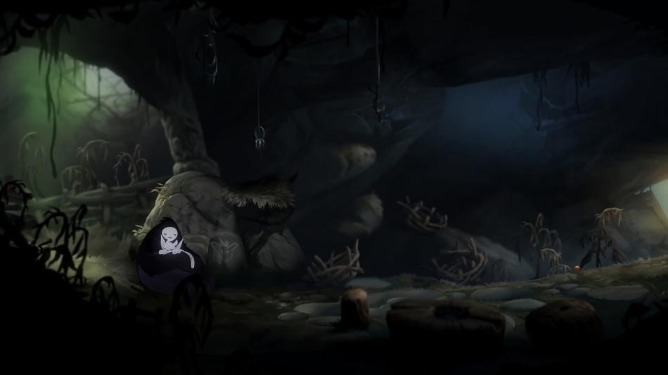 《奥里与迷失森林》4k截图