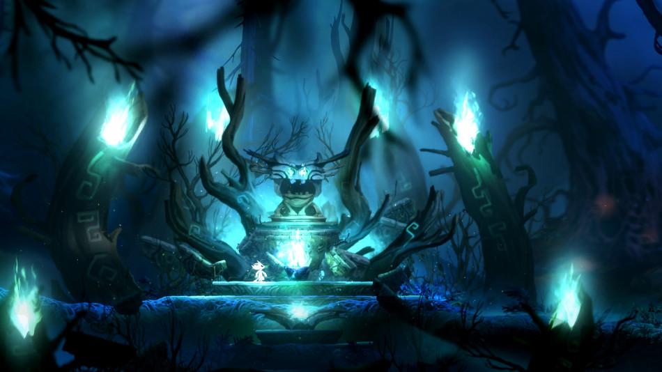《奥里与迷失森林》4k截图图片