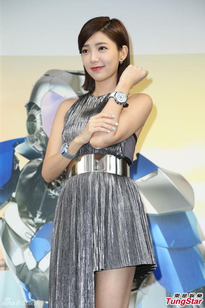 2015臺灣正妹榜出爐 郭雪芙蟬聯最美