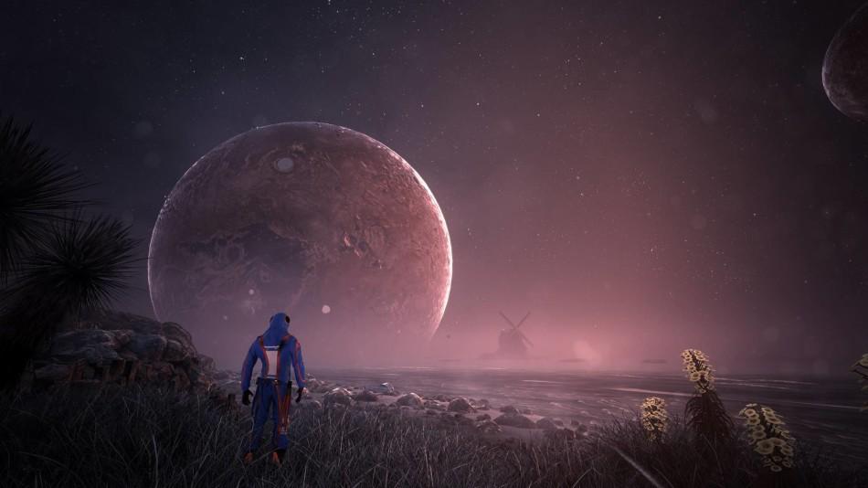 虚幻4新作《地球之光》首支预告 探索地球外的世界!