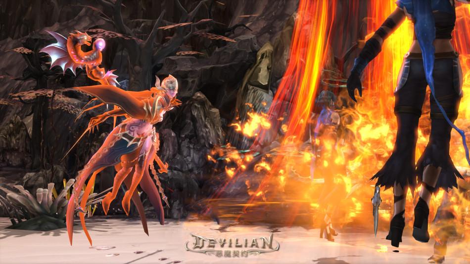《恶魔契约》游戏截图