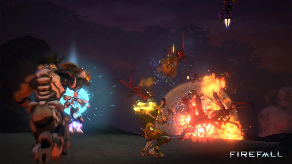 《火瀑》游戏截图