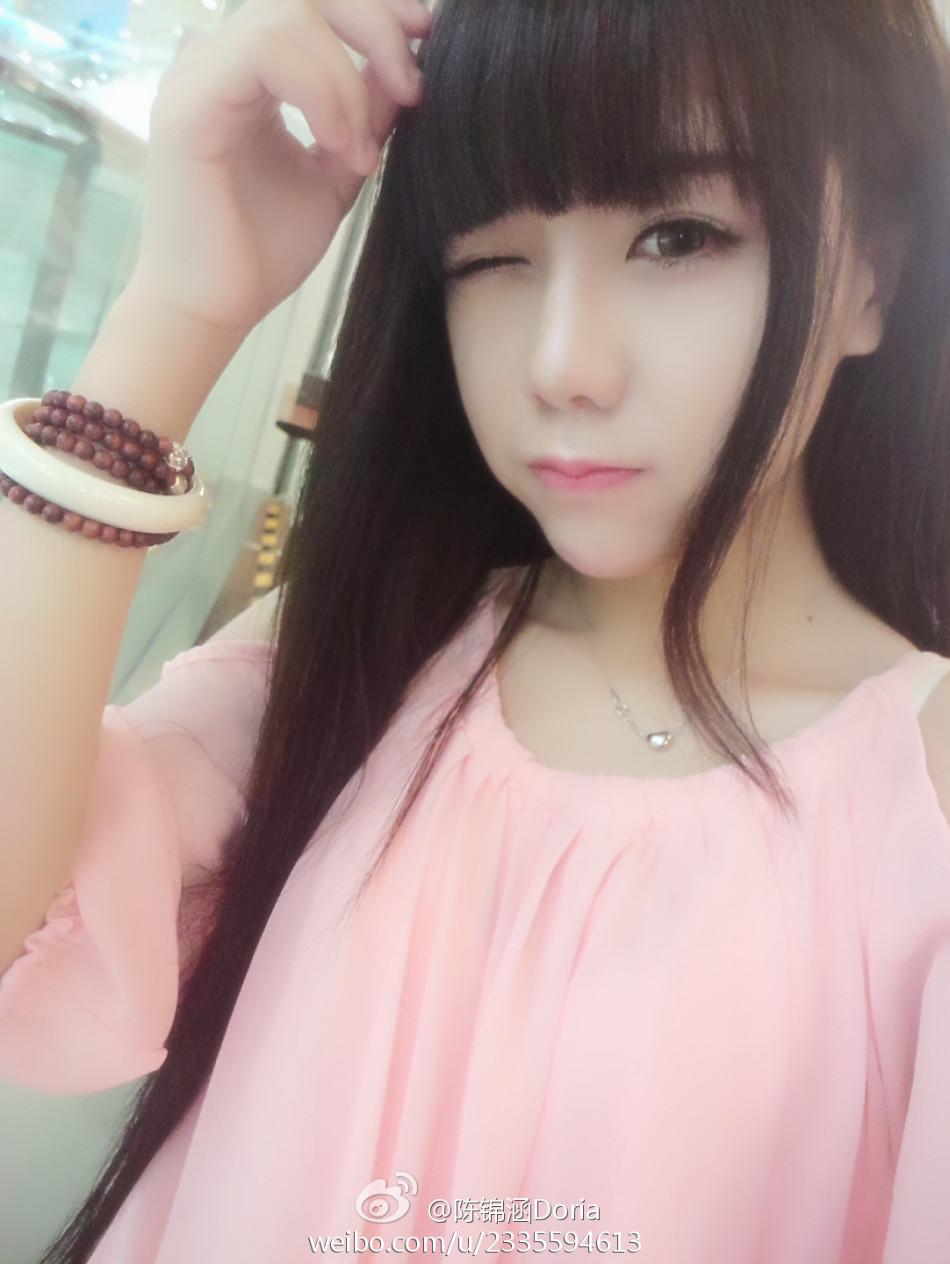 游戏showgirl陈锦涵微博晒美图愿玩家摆脱单身