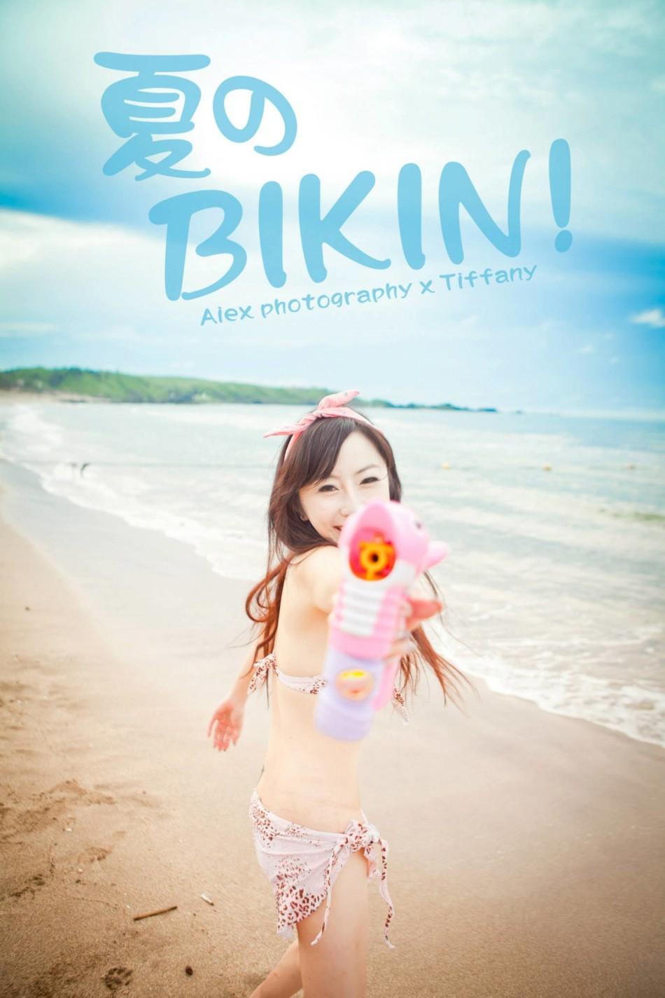 性感女神Tiffany 台湾游戏嫩模的极致性感写真