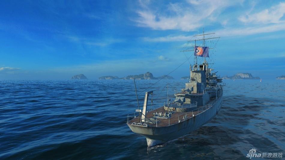 本次《战舰世界》远航测试将与全球版本同步,相对于首测版本,游戏
