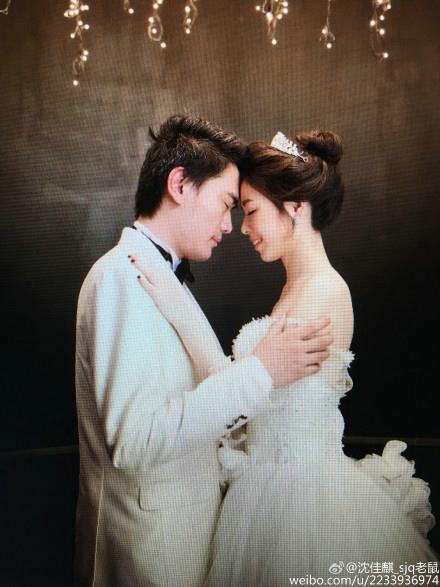 鼠大王婚纱照图赏:郎才女貌-dota2专区