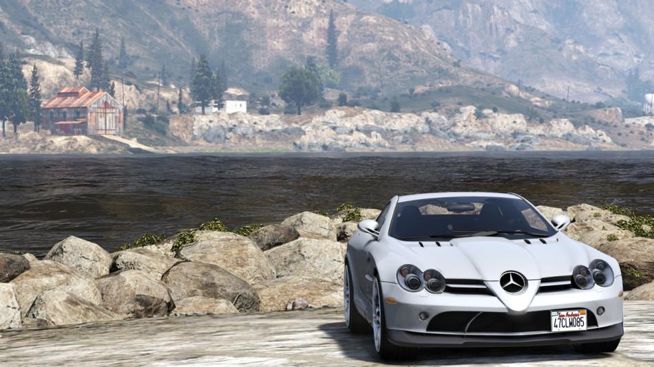 《GTA5》专注画质MOD_Z攻略-游戏于震撼攻最后站一dlc攻略图片