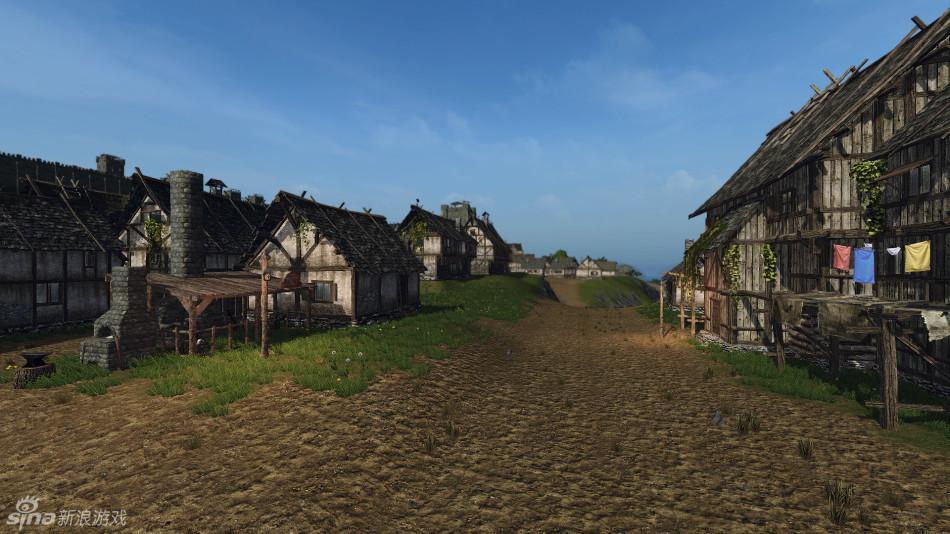 沙箱網遊《領地人生》遊戲截圖