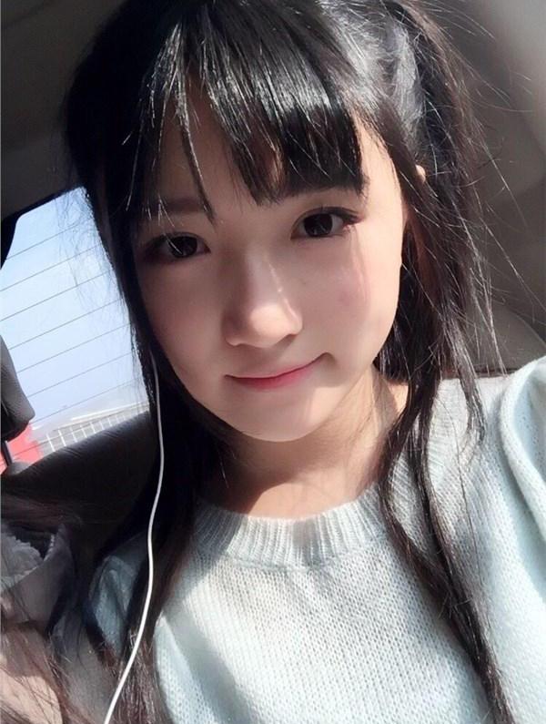 中國女生被贊4000年一遇正妹