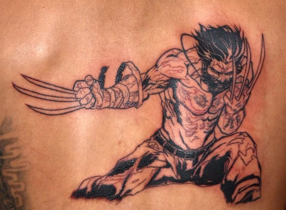 """日本开始流行""""宅纹身"""" 无数外国游客慕名前来"""