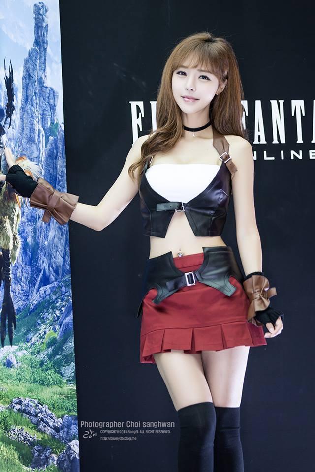 萌娘也性感 韩国女主播秀热舞