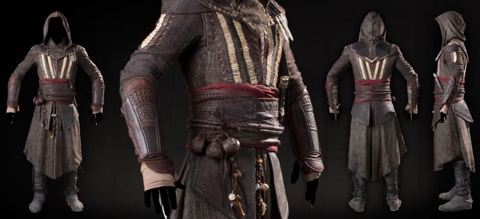 电影《刺客信条》造型遭玩家吐槽 称服装像麻袋