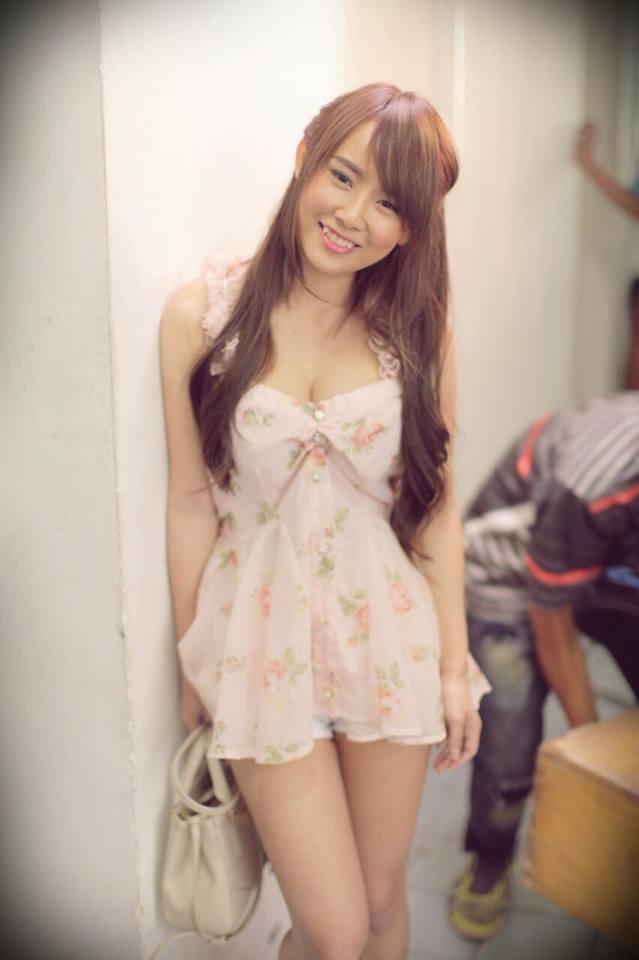 泰国最胸女主播虎牙妹