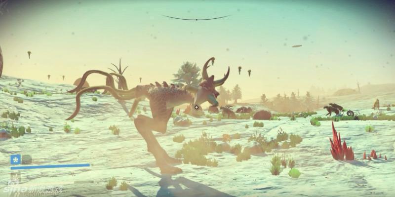 《無人深空》中你會遇到這些奇葩生物