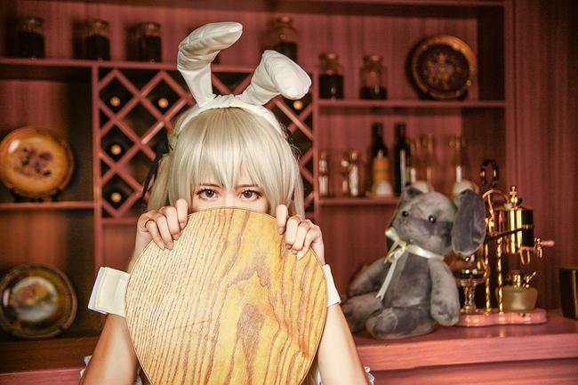 兔女郎萌妹子福利滿滿 天天Cosplay福利美圖