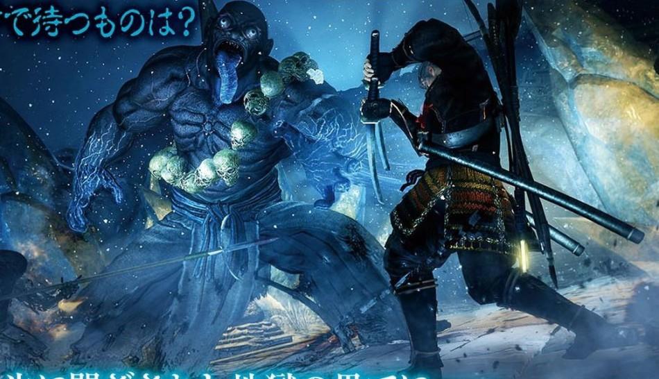 《仁王》公布大量遊戲截圖 妖冶雪女首次登場