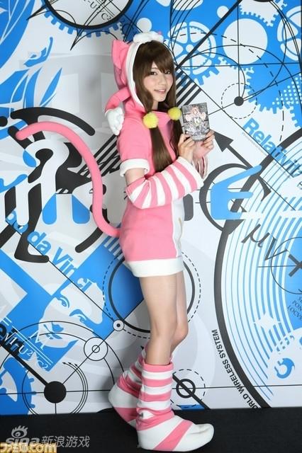 東京電玩展正妹Showgirl第二彈