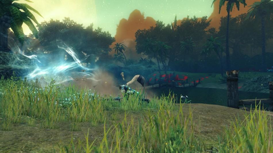 《诸魔之战》游戏截图