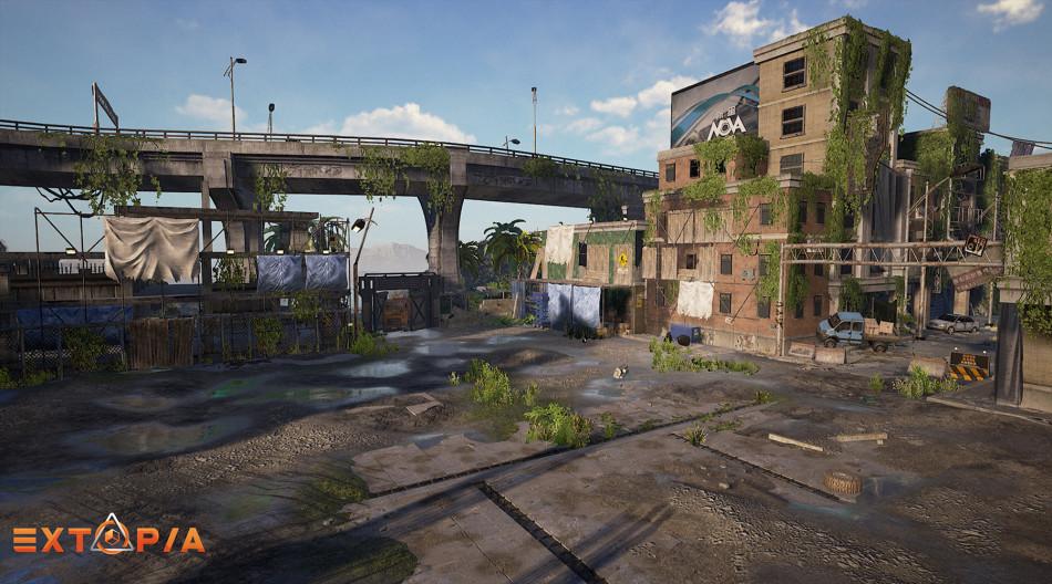 《Extopia》游戏截图