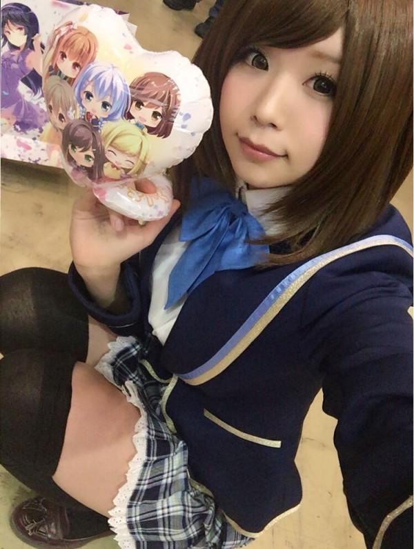 C91第一日精品女僕Cosplay