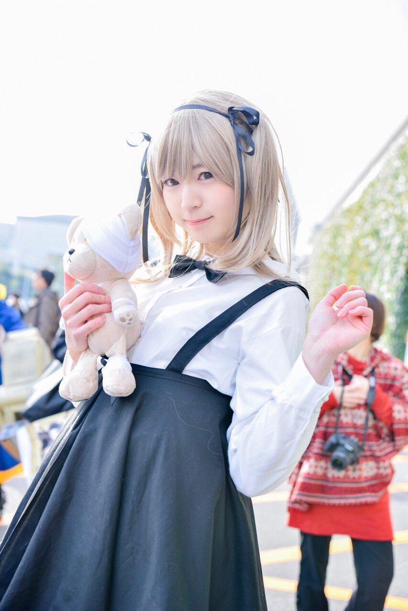 日本同人展會C91開幕 中國多位coser可愛登場