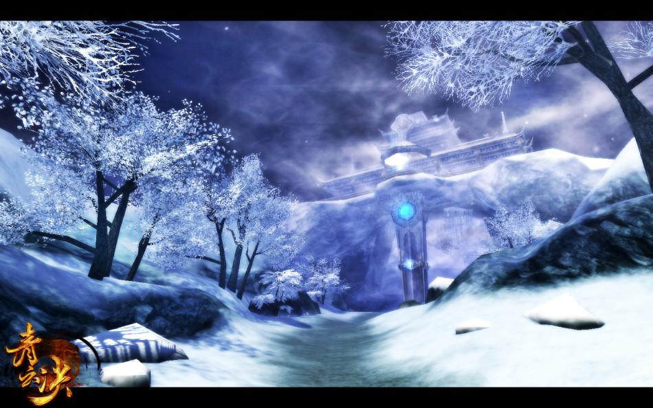 《青雲決》遊戲截圖