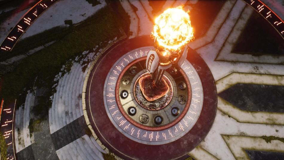 《虛幻爭霸》遊戲截圖
