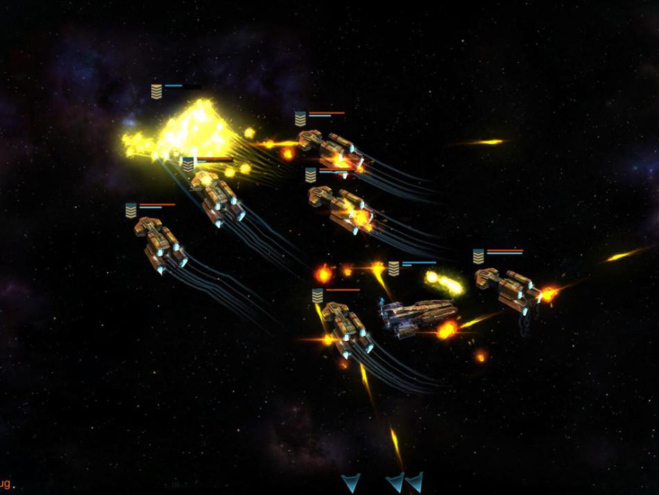 《星盟冲突》游戏截图