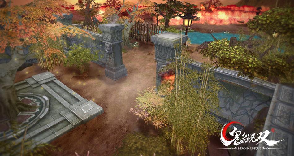 《鬼谷无双》游戏截图
