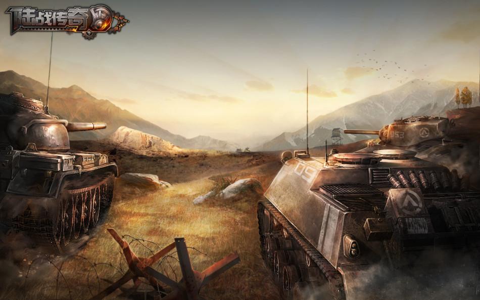 《陸戰傳奇》遊戲桌布