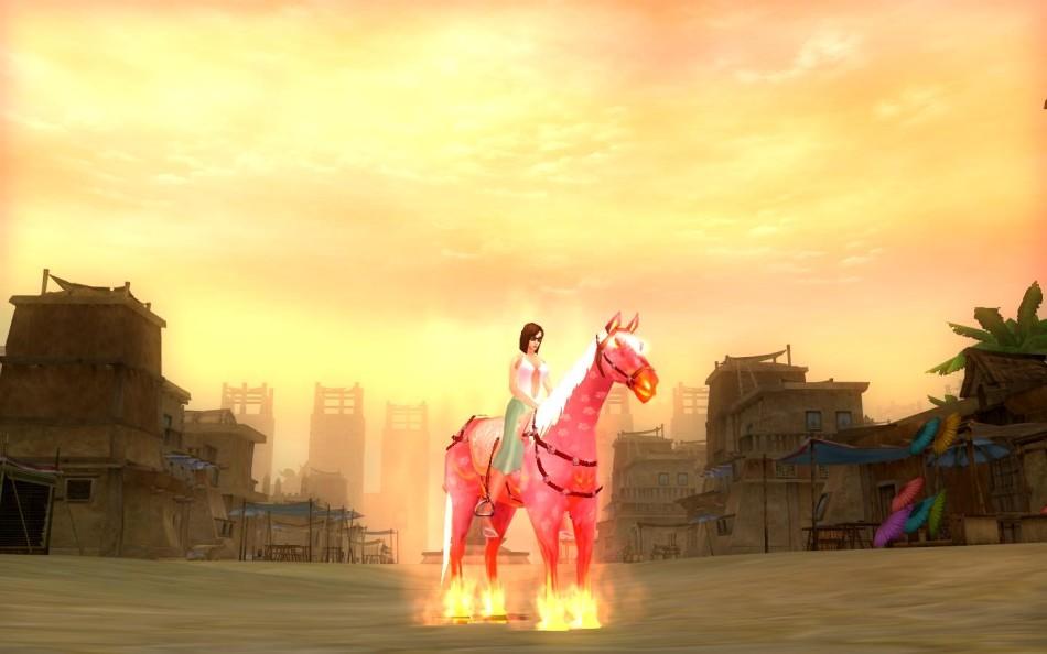 《新龙腾世界》游戏截图