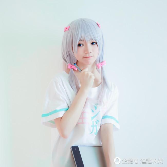 埃羅芒阿老師、泉紗霧cosplay