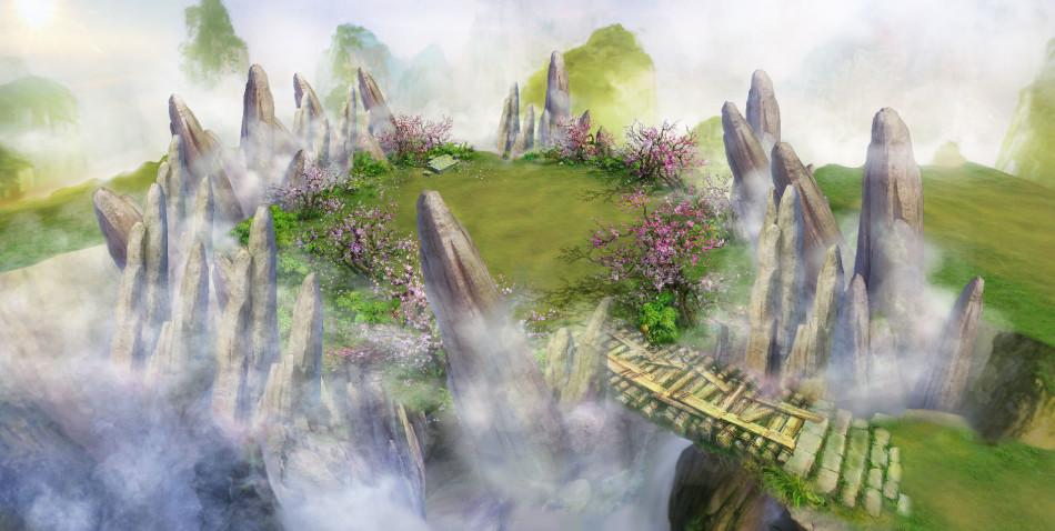 《龍武2》遊戲截圖