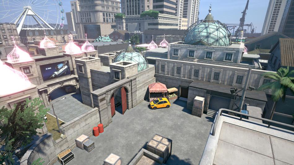《自由禁区》游戏截图