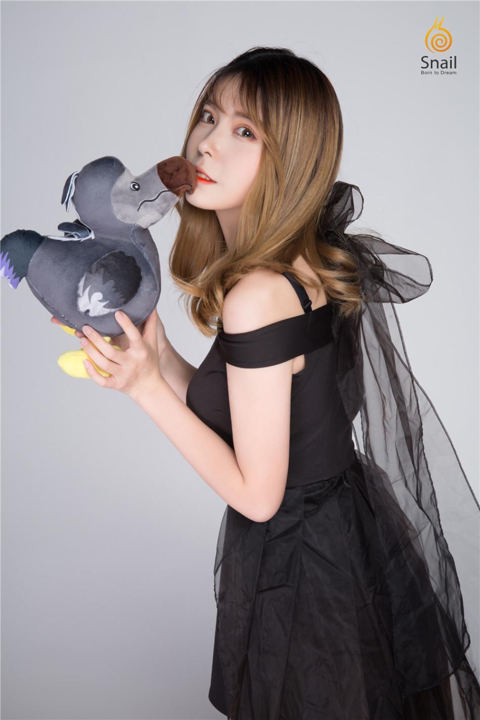 2017CJ蝸牛數字展臺showgirl大起底
