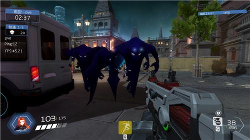 《枪界》游戏截图