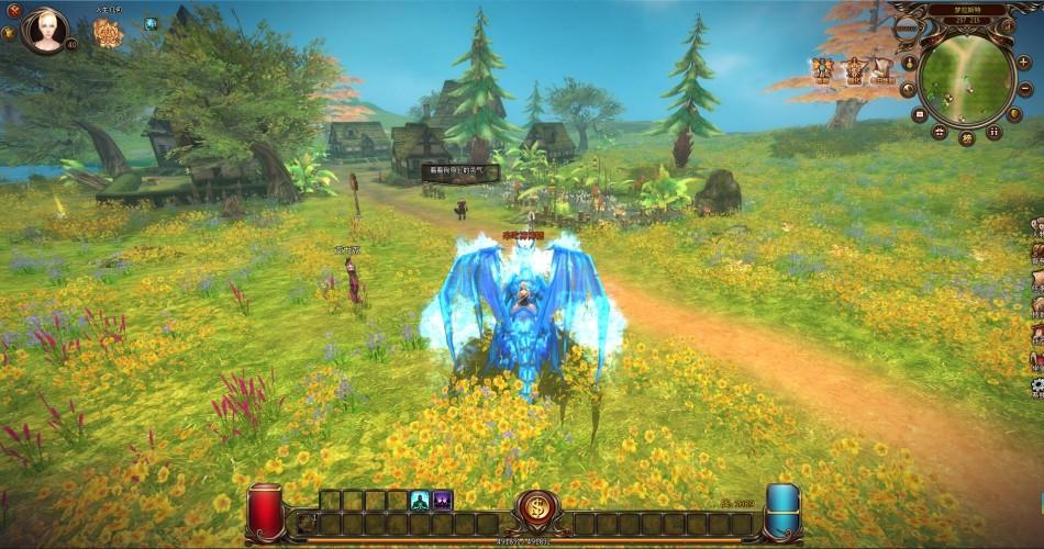 《聖魔印》遊戲截圖