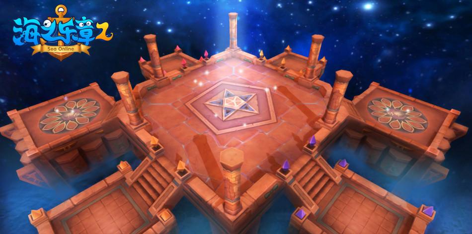 《海之樂章2》遊戲桌布